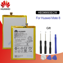 Original Battery For HUAWEI HB396693ECW 3900mAh Huawei Mate 8 NXT-AL10 NXT-TL00 NXT-CL00 NXT-DL00 Replacement Phone