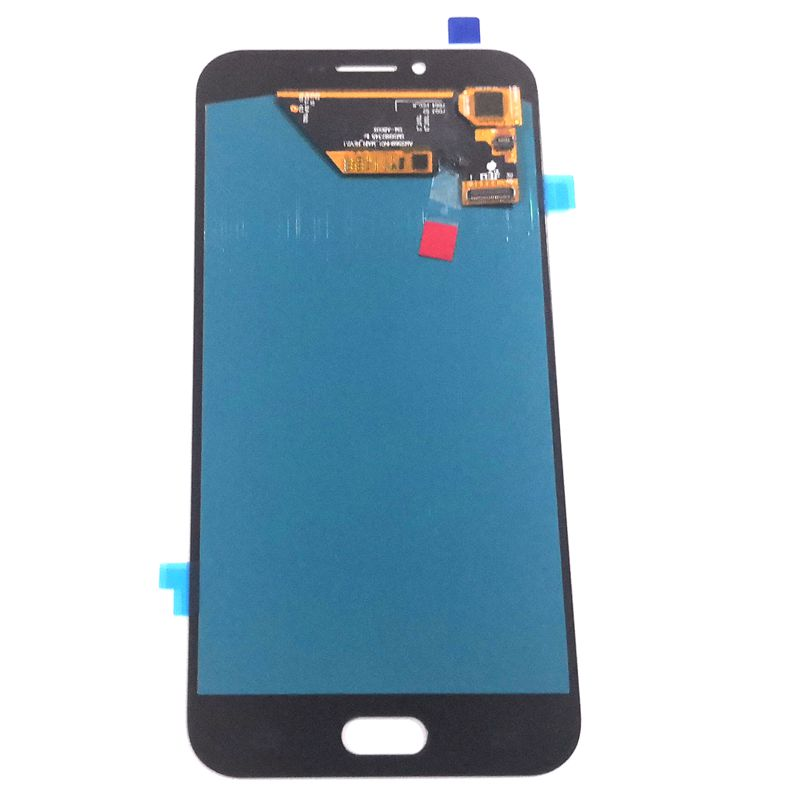 Amoled For Samsung Galaxy A8 2016 A810 SM-A810F A810M A810fn/ds A810T Amoled LCD With touch glass Full set for repair display image