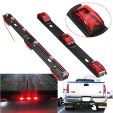 3 in 1 Red 3 LED 14inch Car Tail Brake Light