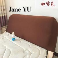 JaneYU Universal elastic all inclusive bed cover dust cover European curved soft bag back cover bed cover protective fabric