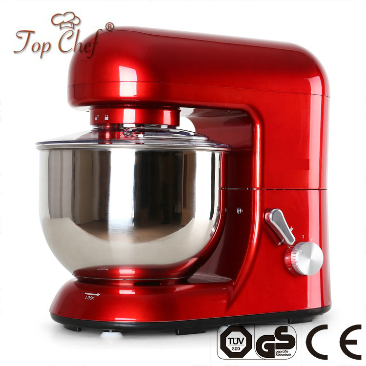 Charmant Free Shipping High Quality 6 Speed 5L Large Stand Mixer 800W Powerful Home  Use Kitchen Appliance Food Processor By Hosalei