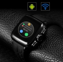 Sapphire touch screen Bluetooth Smart Watch  MTK6572A  WristWatch for iPhone 4/4S/5/5S Samsung S4/Note 2/Note 3 Android Phone