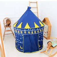 Kids Children Baby Play Tent for Girls and Boys + Playhouse Tent Toddler Toys Projector for Indoor Tents or Outdoor Tents Fun