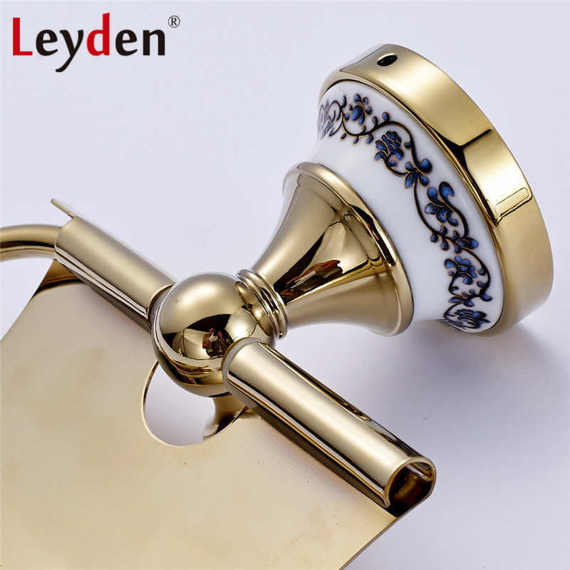 Leyden Paper Stainless Phone