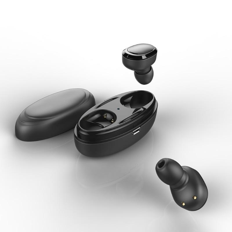 Marca originale Ituf Ultime V4.1 T12 TWS Bluetooth Auricolare Mini Bluetooth Headset Doppio Auricolari Wireless Cuffie Senza Fili