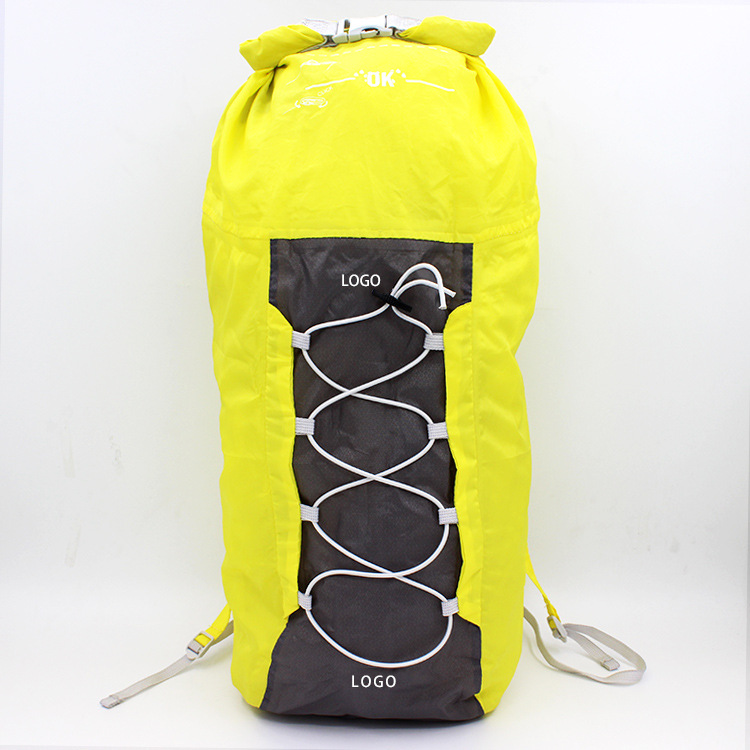 New high quality Durable Waterproof Folding Packable Lightweight Outdoor  Travel Hiking Backpack Daypack Portable comfortable-in Climbing Bags from  Sports ... 0d9806c7176e0