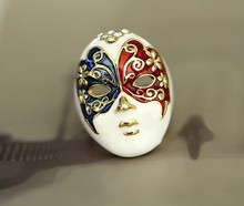 Hot selling 1PCS high quality unique Peking Opera ring New fashion accessories for lover gift,ZJJ004