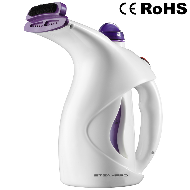 Portable Mini Garment Steamer for Home and Travel 800-Watt 200ML,Electric Iron,Steam Ironing Machine,Fabric Brush,Humidifers tuv approved garment steamer ironing for all types of fabric wrinkle odor dust and germs free