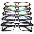 Tungsten titanium aço plástico óculos de armação de óculos de plástico de alta quadro exceder luz menina estudante tendência da moda óculos