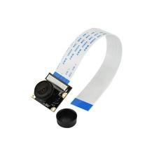 Cheap price Keyestudio Camera, Fish-eye Wide-angle Camera for Raspberry Pi 3/2 / B + Camera 5MP /1080p