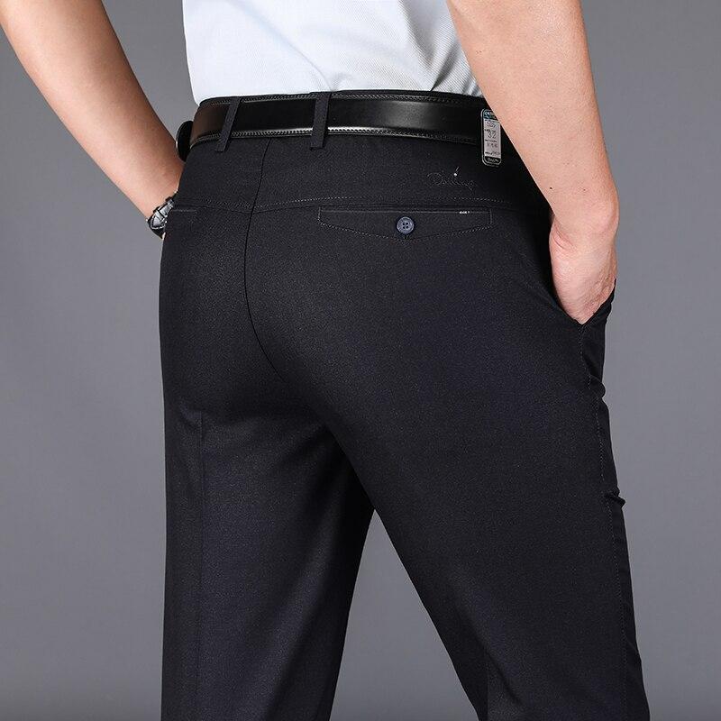 Male Jeans Men Jean Homme Men'S Classic Vetement Peto Vaquero Hombre Biker Pants Black Pantacourt Slim Fit Calcas Masculina