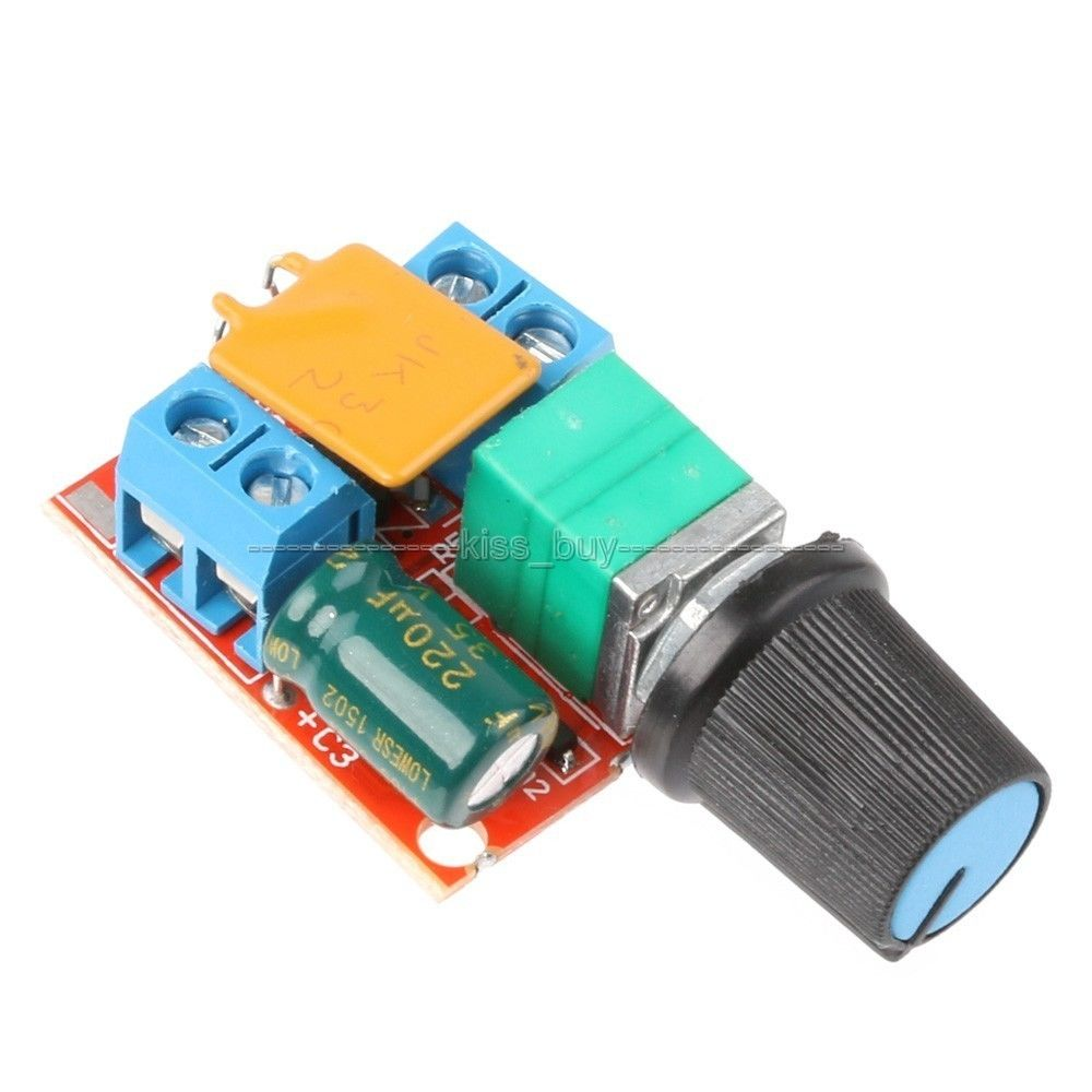 Buy 3v 6v 12v 24v 35v dc motor pwm speed for Fan motor speed control switch