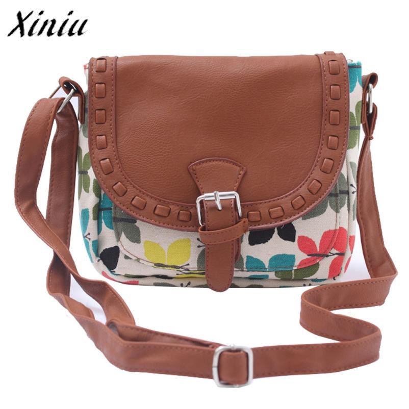 Handbag Shoulder Bags Tote Canvas Vintage Messenger Hobo Satchel Cross Body Bag Bolsas Feminina