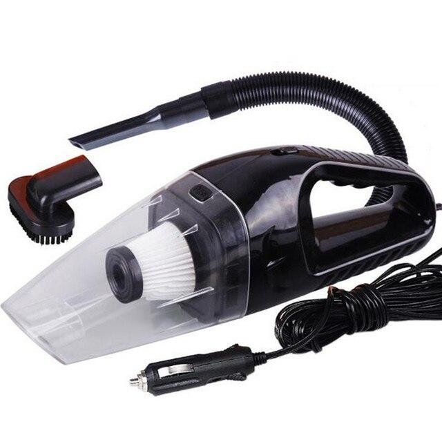 New Portable 12V 120W Wet Dry Car Vehicle Handheld Vacuum Dirt Dust Cleaner Vehicle Vacuum Machine Accessories tool