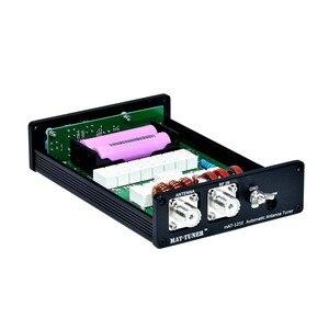 Image 5 - Neue Version Magnetische Halten mAT 125E mAT125E HF Auto tuner 120 W AUTO TUNER Automatische Antenne Ham Radio T0209