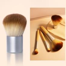 Bamboo Brush Foundation Brush Make-up Brushes Cosmetic Face Powder Brush- 4PCS/LOT