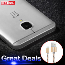 oneplus 3 case one plus 3 protection accessories oneplus 3 case tpu soft clear silicone mofi original for oneplus a3000 capa