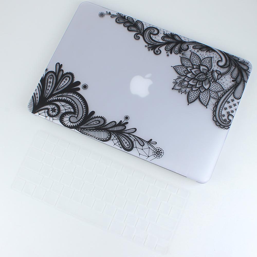 Batianda Rubberized Hard Cover Case for MacBook 57