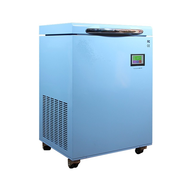 1000W frozen lcd separator machine LY FS-11 with touch screen control -185degree degree 14 inches for mobile phone ipad