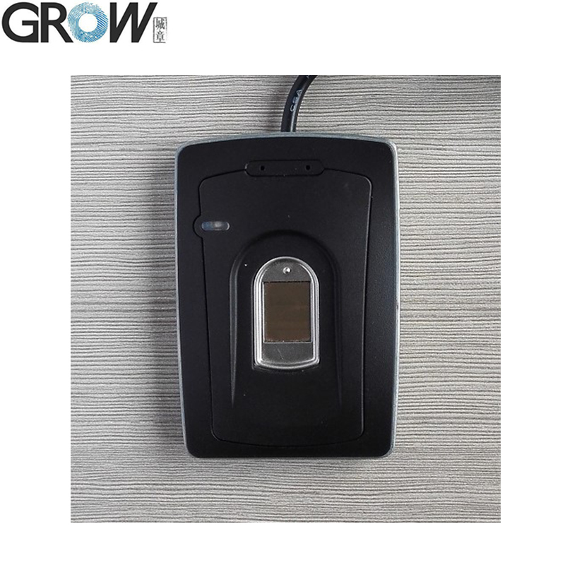 Image 3 - GROW R101S Biometric Desktop Capacitive USB Fingerprint Reader Scanner With Windows98,Me,NT4.0,2000,XP,Vista WIN7,Android-in Fingerprint Recognition Device from Security & Protection