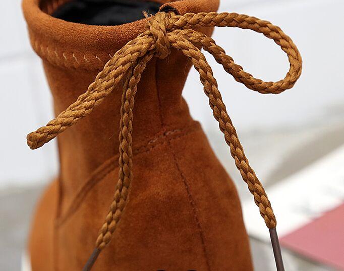 Negro Ascensor Otoño Alta Oculta Cm Las Mujeres Cuña Eu 01 Zapatos Ultra 10 35 Botas Con Casuales De Del 39 U1PqzWOw