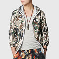 Men Camouflage Jackets Waterproof Military Coats Zipper Casual Wind Breaker Hooded Activities Army
