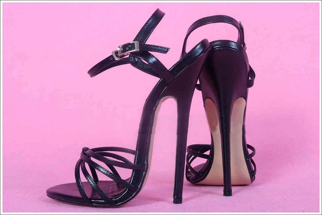 aab03ff27d53 16CM Heel Height Sexy Round Toe Stiletto Heel Pumps Party Shoes US size 5- 13.5 No.112