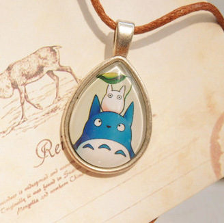My Neighbor Totoro Nostalgic Necklace