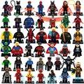 42 шт./лот Дэдпул Локи Marvel Super Heroes ХАЛК Внезапные Игрушки Строительные Блоки Устанавливает Классические Игрушки Детям Подарок