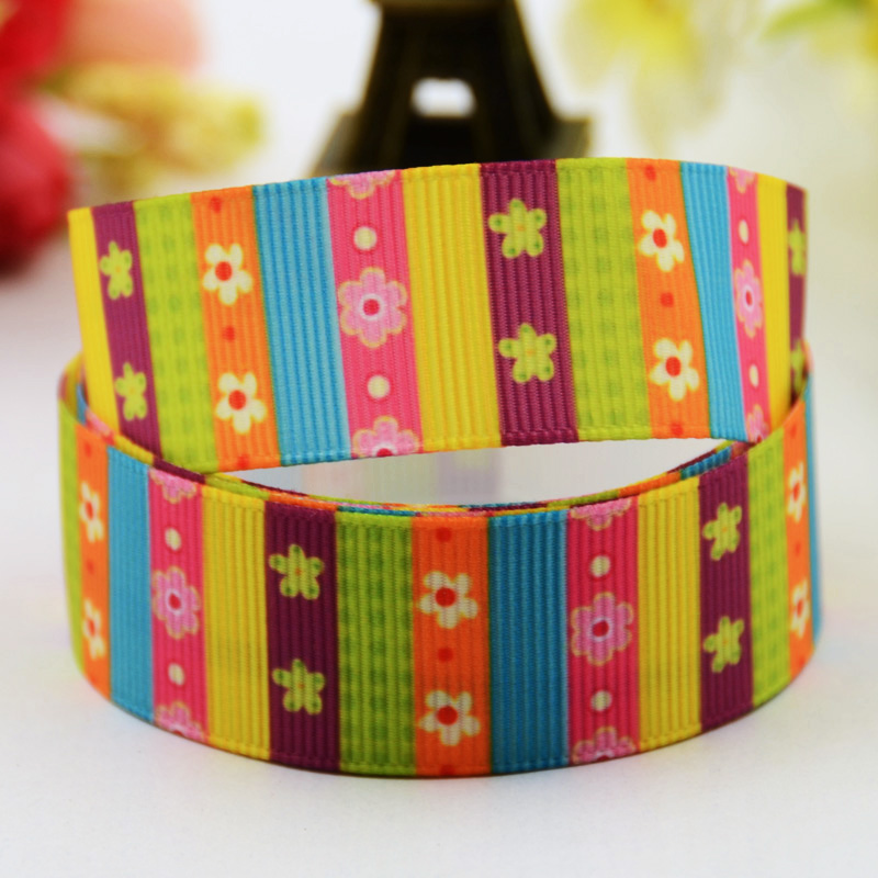 Home & Garden Apparel Sewing & Fabric Rational 7/8 22mm Stripes Cartoon Character Printed Grosgrain Ribbon Party Decoration Satin Ribbons Sewing Supplies 10y X-00468 Relieving Heat And Thirst.
