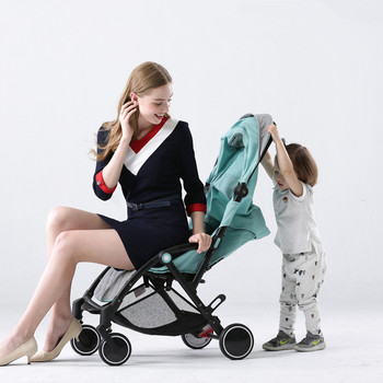 ベビーカー飛行機軽量 Poussette ポータブル bebek arabasi 旅行乳母車子供ベビーカーベビーカー新生児のための