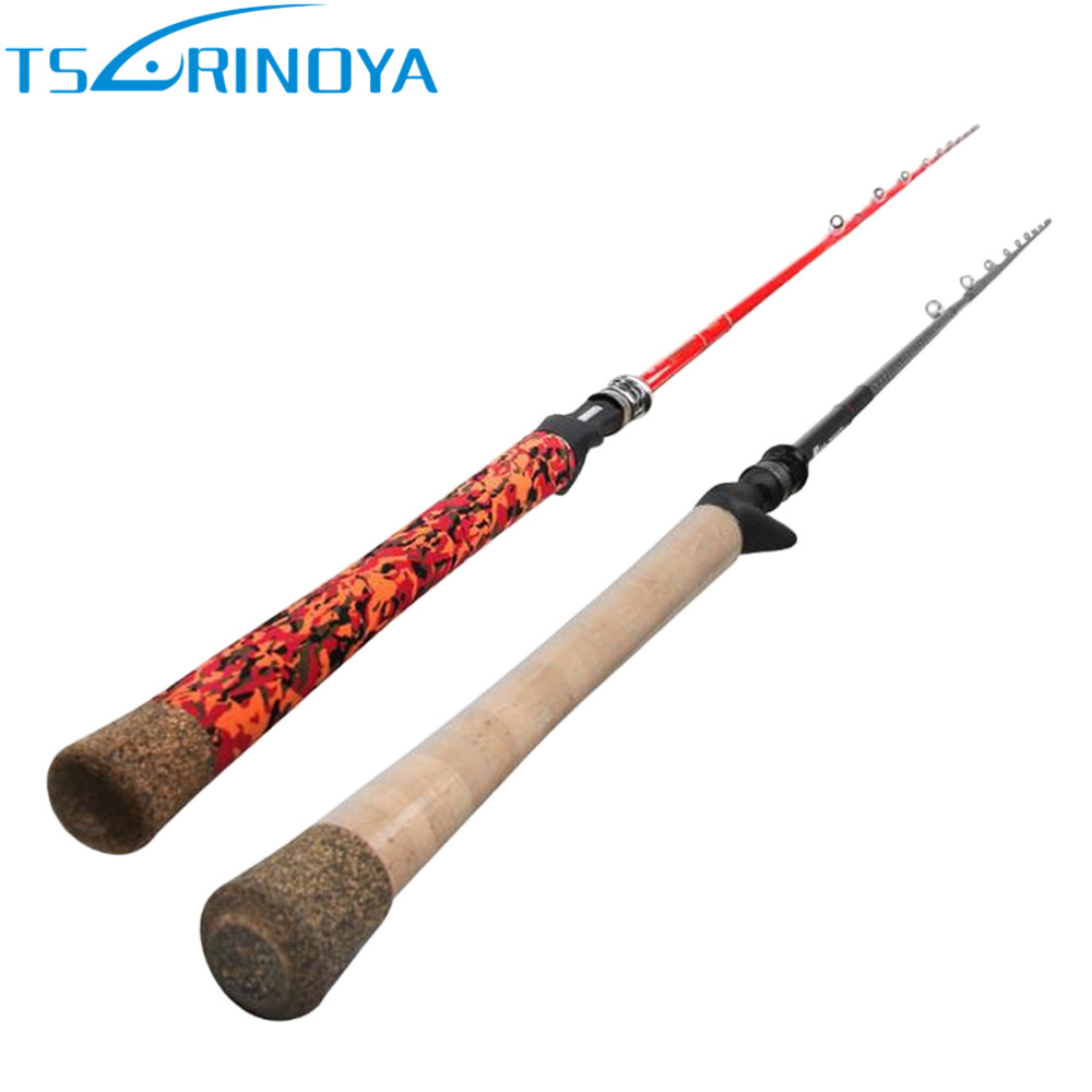 Tsurinoya 2.28m Snakehead Rod Baitcasting Rod H Power Fuji Guide Ring FUJI Reel Seat 8-30g Lure Weight PE 2-5 Fishing Rod Olta trulinoya fuji reel seat 8 9 10 sea bass fishing rod m 15 40g