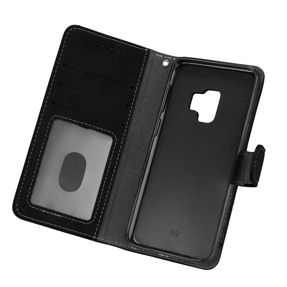 Magnetic Case For Samsung Galaxy S3 S4 Mini S5 S6 S7 Edge S8 S9 S10 Lite Plus Note 3 4 5 7 8 9 Matte PU Leather Flip Wallet Case in Flip Cases from Cellphones Telecommunications