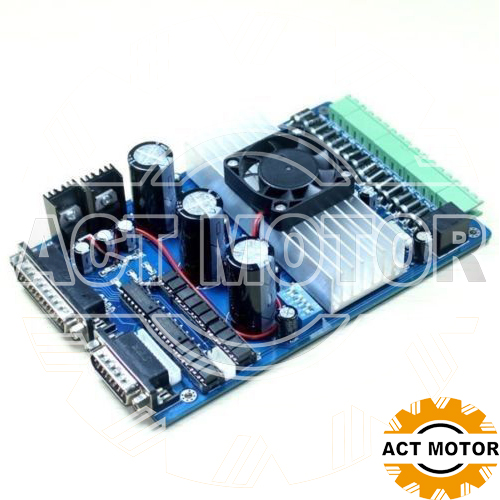 Top Quality!ACT Motor 3Axis Driver Board(TB6560)Adapter CNC Router Mill Cut Engraving Laser Printer US DE FR UK IT Free dibrera by paolo zanoli туфли