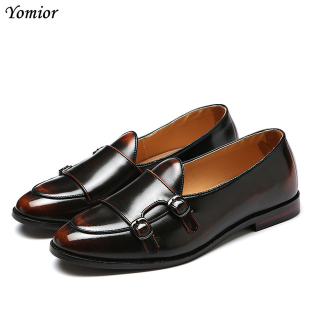 Men Casual Leather Shoes 6