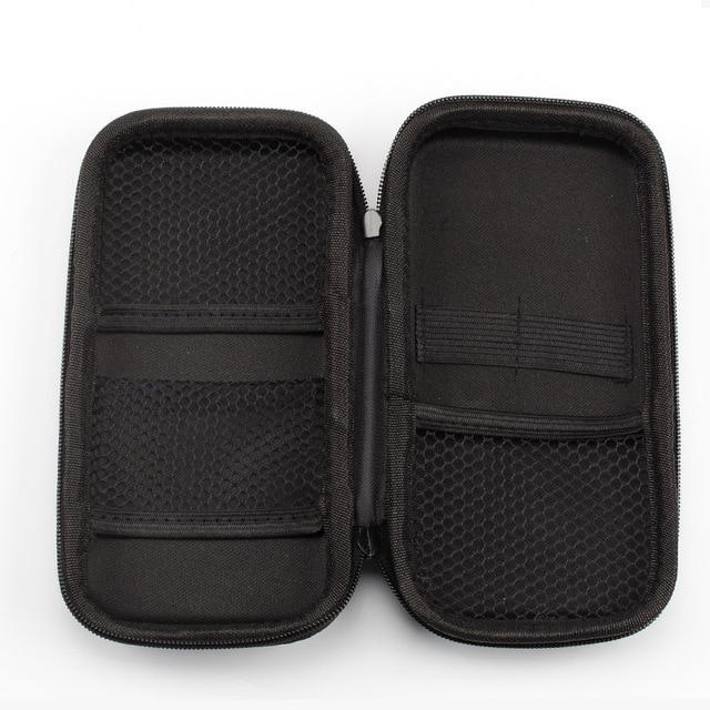 Coil Father X6 Zipper Case Bags Dual Ego Bag For Box Mod Rda Rba Vaporizer