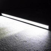 5D 500W Osram Chips 52 High Quality External Car Light LED Light Bar Off Road Driving