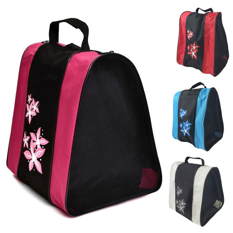NEW Portable Roller Skate Shoes Storage Bag Carrier Holder Case for Kids Adults
