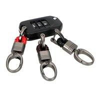 Кольцо-карабин на ключи