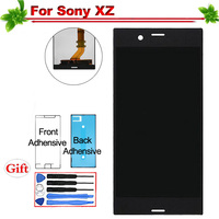 100% Tested Replacement for SONY Xperia XZ LCD Display Touch Screen Digitizer Assembly for Sony Xperia XZ F8331 F8332 Display