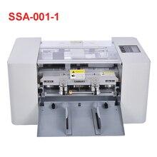 A4 Taille Automatique Carte De Visite Machine Dcoupe Cutter Multi Fonction Lectrique Papier Refendage Trimm