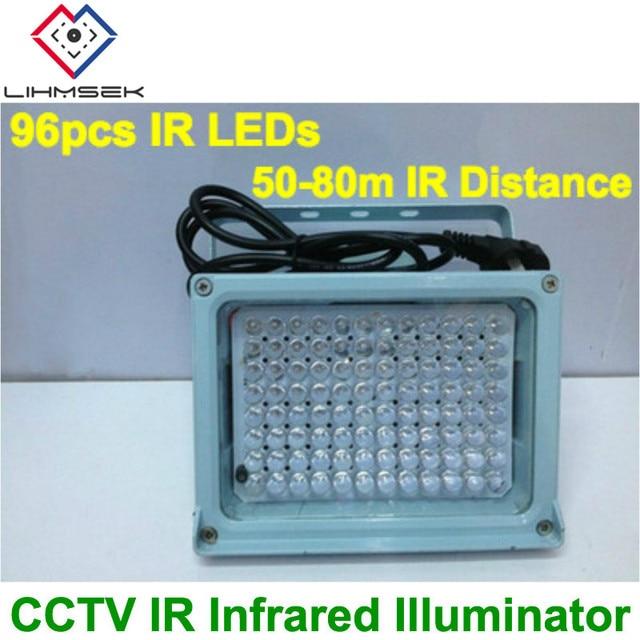 Lihmsek 96 leds ir illuminators light ir infrared light led cctv lihmsek 96 leds ir illuminators light ir infrared light led cctv camera night vision fill aloadofball Images