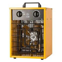 Przemysłowy grzejnik elektryczny dmuchawa ciepłego powietrza szklarnia/magazyn/fabryka termowentylator elektryczny wodoodporny podgrzewacz elektryczny BJE-30H