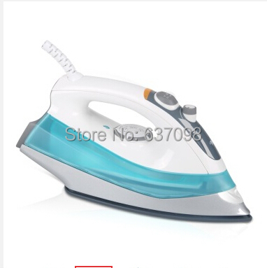 china Haier YD1618 electric iron steam hanging ironing machine1600W Electric 220v 250ml household Ceramic plate clothes iron