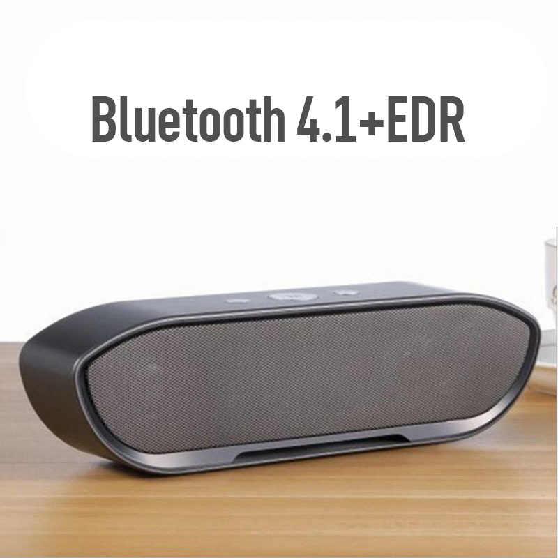 Mini Bluetooth Lautsprecher Tragbare Drahtlose Lautsprecher Sound System 3D Stereo Musik Surround Unterstützung Bluetooth 4,1 TF AUX USB
