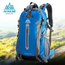 AONIJIE Camping Hiking Backpack Sports Bag Travel Trekk Rucksack Mountain Climb Equipment 40 50L for Men Women males Teengers
