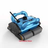 Wand Klettern Funktion und Fernbedienung Automatische Roboter Schwimmbad Reiniger Aktualisiert ICleaner-200 Ohne Caddy Warenkorb