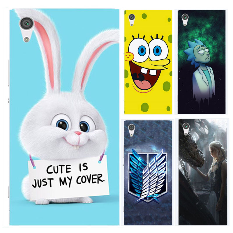 for Sony Xperia X Performance F8131 F8132 soft silicone cover for Sony Xperia XPerformance F 8131 F 8132 Cute animals phone case