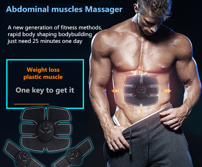 Smart Abdominal Muscle Trainer 1