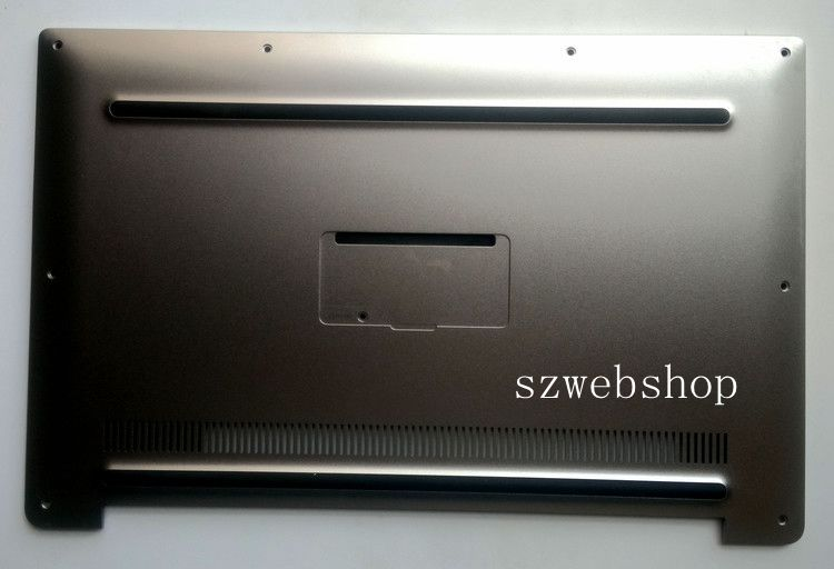 New laptop for DELL Xps13 9350 Series base cover bottom case  D shell 0NKRWG AM161000802 silver no name скоба предохранителя мр 43е